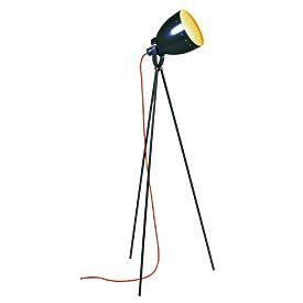 aluminor lampadaire bois sacha blanc. Black Bedroom Furniture Sets. Home Design Ideas