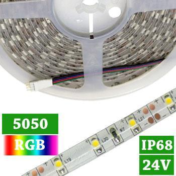 Bande led immergeable RGB