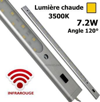 Barrette Led Infrarouge 12V