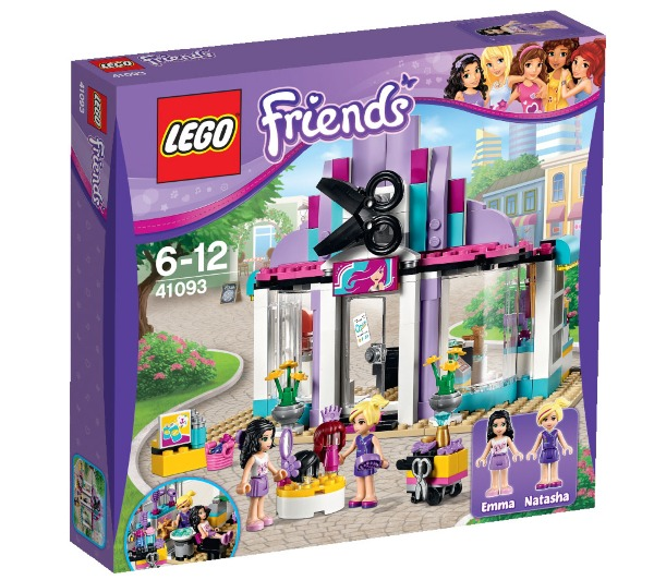 Lego c duplo 10506 ensemble d lments pour le train catgorie for Lego friends salon de coiffure
