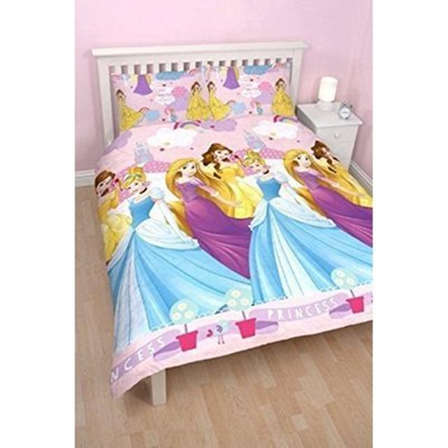 disney cprincesse sofia parure de lit double princesse sofia ad. Black Bedroom Furniture Sets. Home Design Ideas