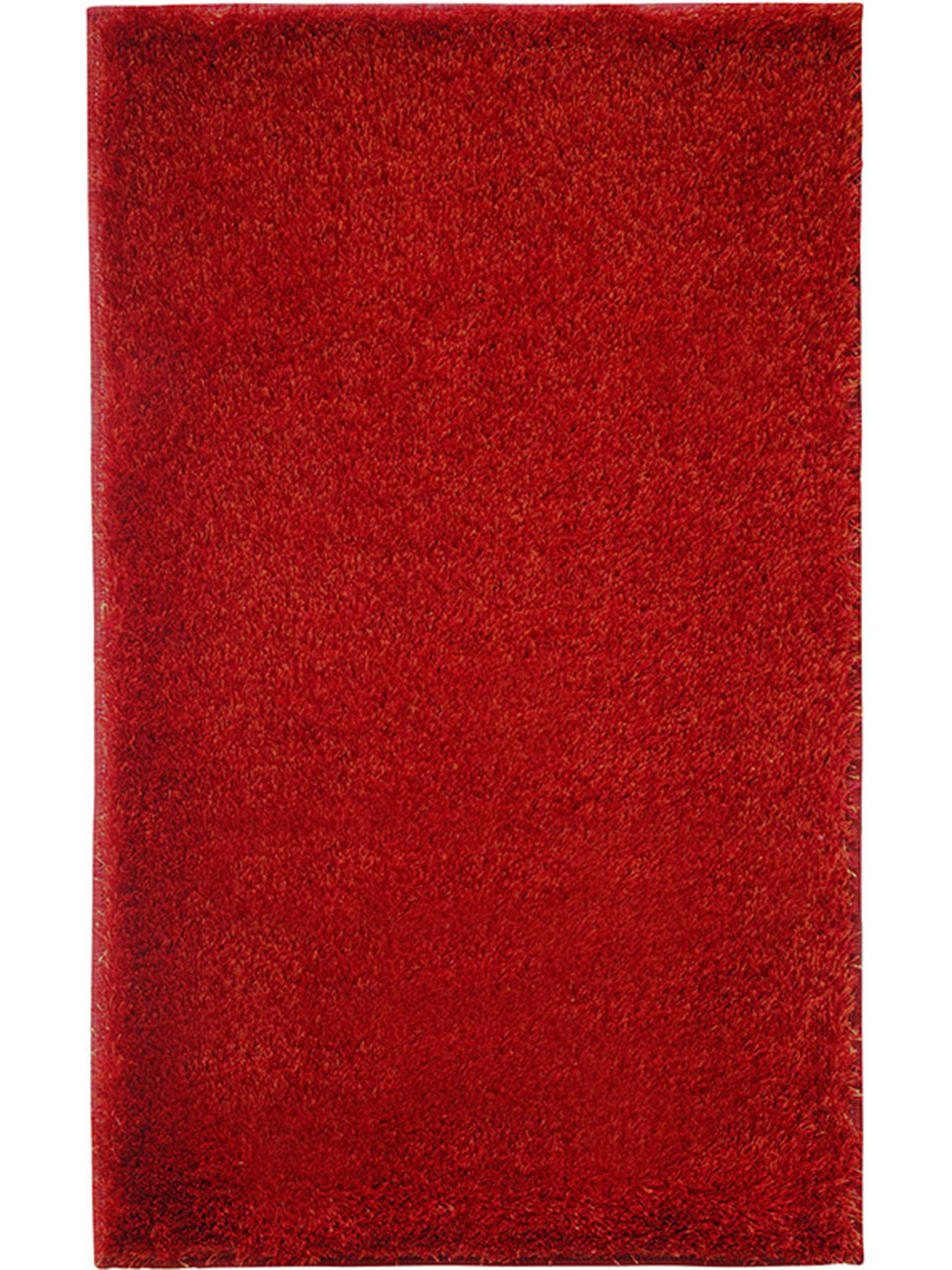 esprit c tapis de bain chill rouge 60x100 cm. Black Bedroom Furniture Sets. Home Design Ideas