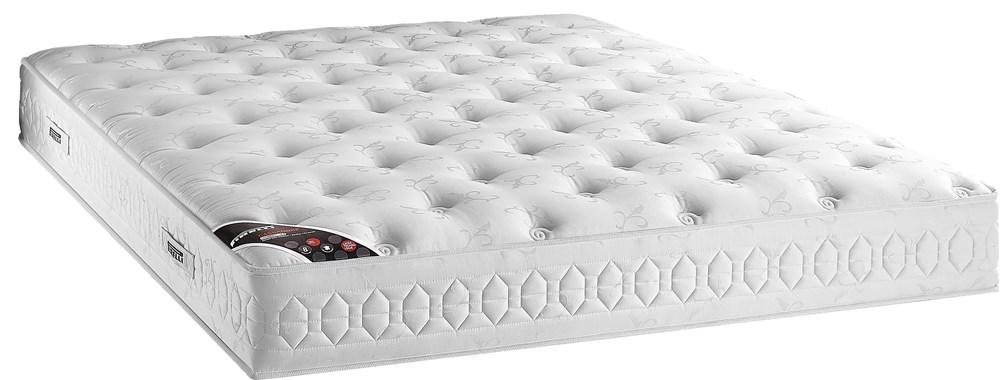 pirelli matelas priam et sommier tapissier classic 140 x. Black Bedroom Furniture Sets. Home Design Ideas