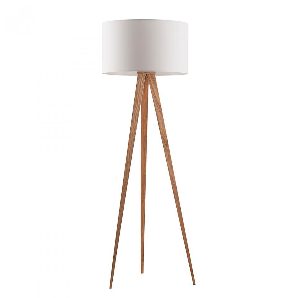 zuiver c tripod lampe sur pied catgorie lampadaire. Black Bedroom Furniture Sets. Home Design Ideas