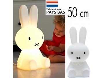 mr clampe maria miffy 50 cm catgorie lampe de salon. Black Bedroom Furniture Sets. Home Design Ideas