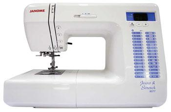 Machine coudre guide d 39 achat - Machine a coudre janome 8077 ...