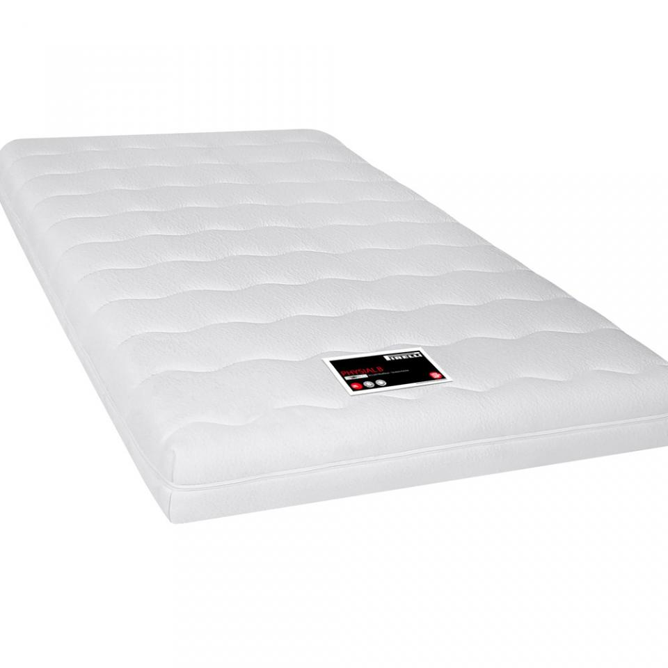 matelas pirelli physial b 140x190 latex. Black Bedroom Furniture Sets. Home Design Ideas