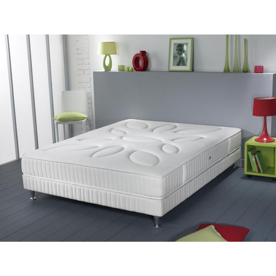Simmons cmatelas ressorts en mousse performance 3 160x200 - Matelas simmons influence 160x200 ...
