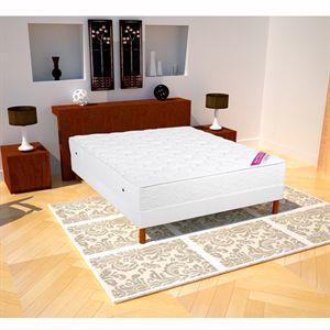 relaxima c matelas 90x190 ressorts ensach s m moire. Black Bedroom Furniture Sets. Home Design Ideas