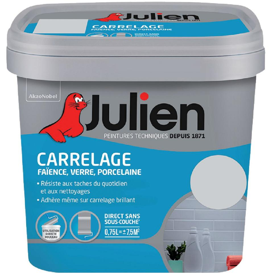 Julien aerosol marquage orange fluo 500ml - Julien peinture carrelage ...