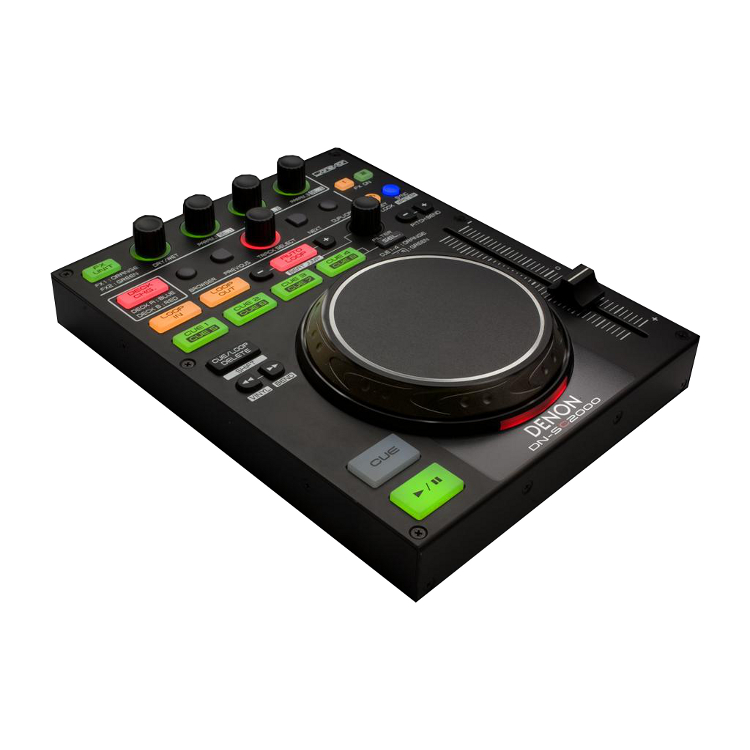 denon controleur usb pour dj dn sc 2000. Black Bedroom Furniture Sets. Home Design Ideas