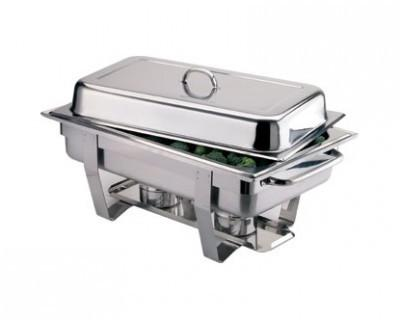 Chafing dish 9 litres GN1