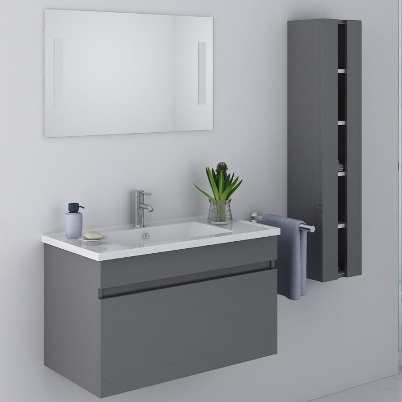 Salle blanche guide d 39 achat - Recherche meuble de salle de bain ...