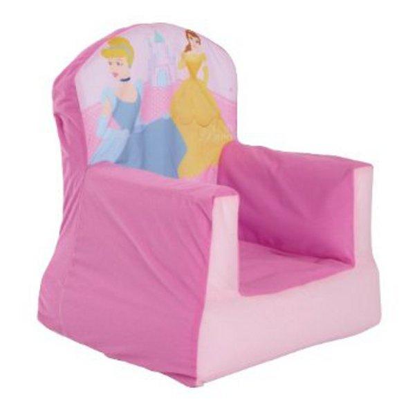 Disney fauteuil gonflable princesse - Fauteuil de princesse ...