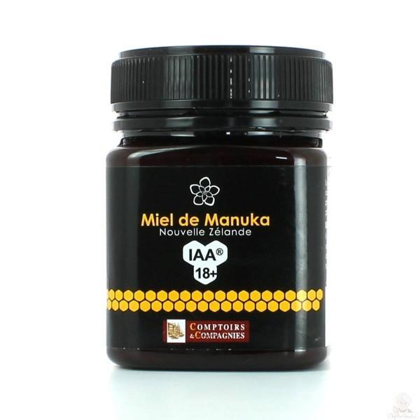 Comptoirs c compagnies miel de manuka iaa 18 catgorie - Miel de manuka comptoir et compagnie ...
