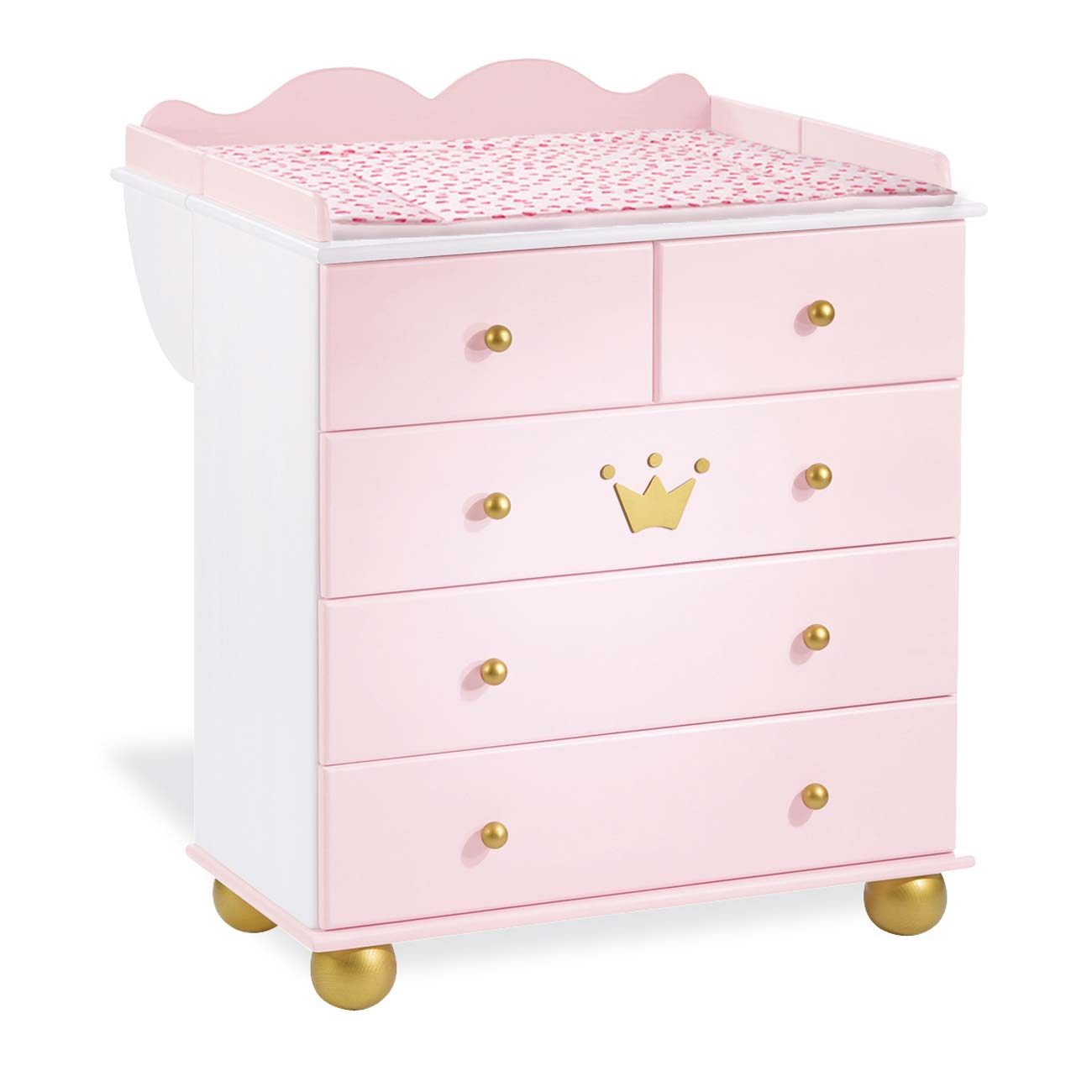 Preview for Commode table a langer bebe