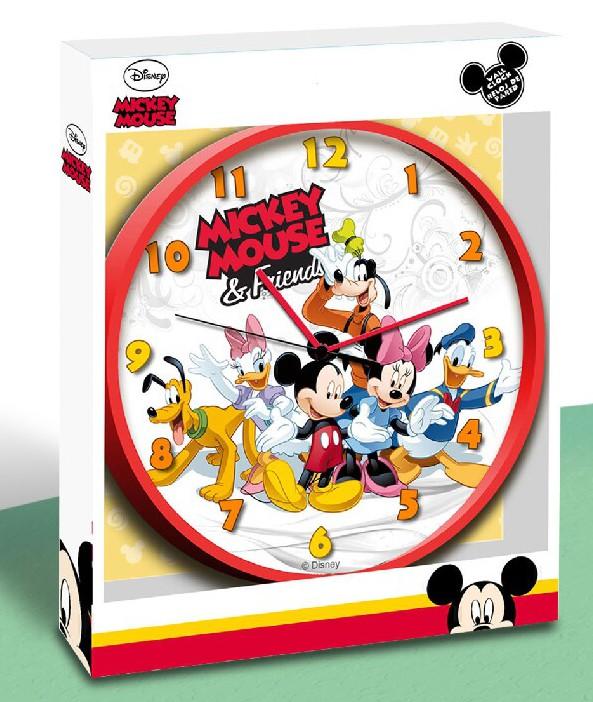 Disney chorloge murale mickey mouse et ses amis - Mickey mouse et ses amis ...