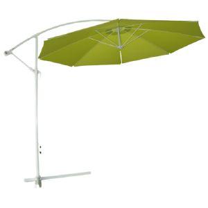 proloisirs parasol d port pagode alu luxe gris. Black Bedroom Furniture Sets. Home Design Ideas