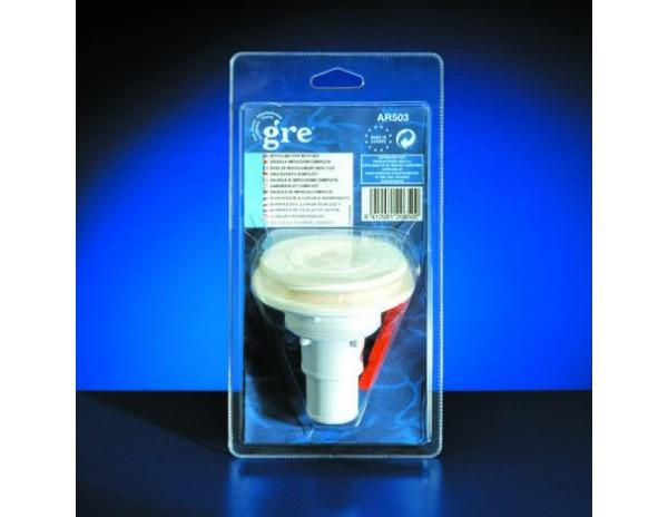 503 guide d 39 achat for Aspirateur piscine refoulement
