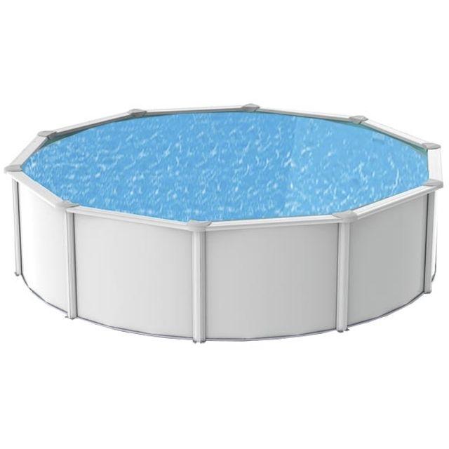 abak piscine m tal saphir ronde diam tre 390 x 12. Black Bedroom Furniture Sets. Home Design Ideas
