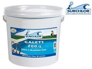 Bayrol viccarbe produit traitement anti algues surchlor for Algicide piscine