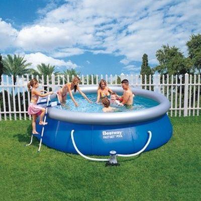 Bestway fast set pool x for Accessoire pour piscine bestway