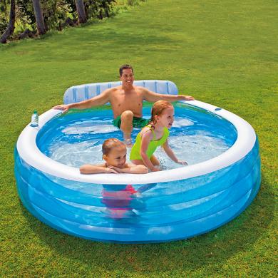 Piscine gonflable ou acheter for Acheter piscine intex