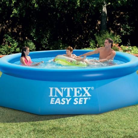 Intex piscine autoportante easy set 305cm catgorie - Piscine autoportante intex easy set ...