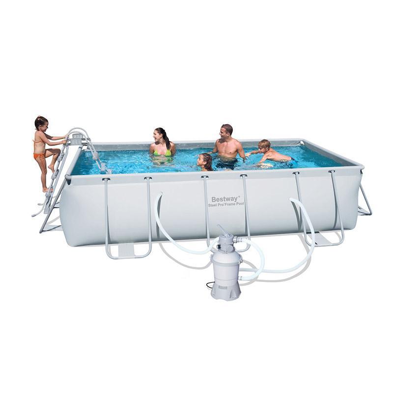 Catgorie piscine page 2 du guide et comparateur d 39 achat for Kit piscine tubulaire rectangulaire