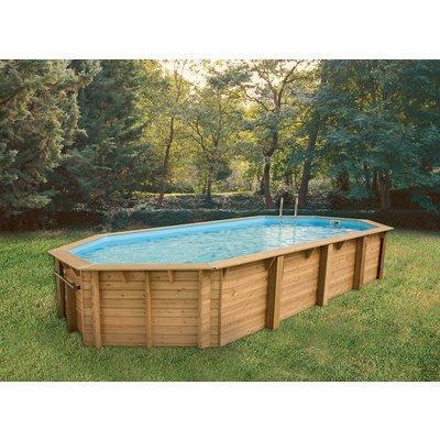 Ubbink cpiscine bois hors sol x liner for Liner piscine 4 60 1 20