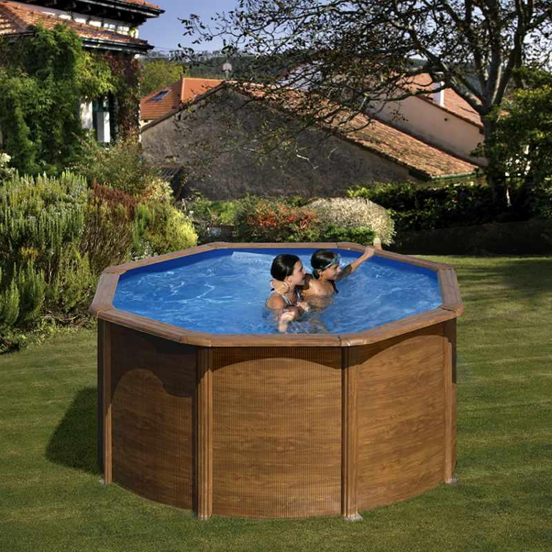 Catgorie piscine page 9 du guide et comparateur d 39 achat for Piscine acier aspect bois