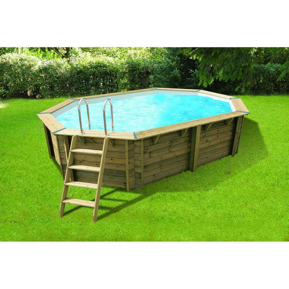 Ubbink catgorie robot et balai de piscine for Accessoire piscine bois