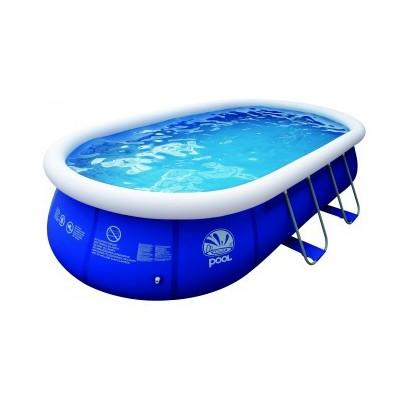 Trigano cat gorie piscine for Piscine jilong ovale