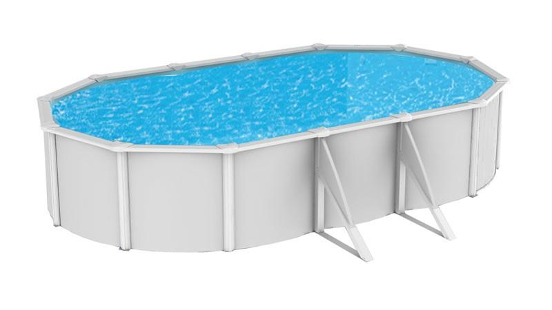 abak piscine bois eden roc dodcagone diamtre 630 x 120 m ForAbak Piscines Trigano Jardin