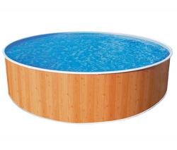 Abak mtal splasher ronde diamtre 300 x for Abak piscines trigano jardin