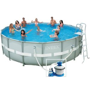 Aucune piscine sequoia spirit 590m for Piscine hors sol sequoia spirit intex