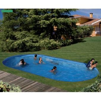 gre ckit piscine enterr e 730x375x120 m tres pool. Black Bedroom Furniture Sets. Home Design Ideas