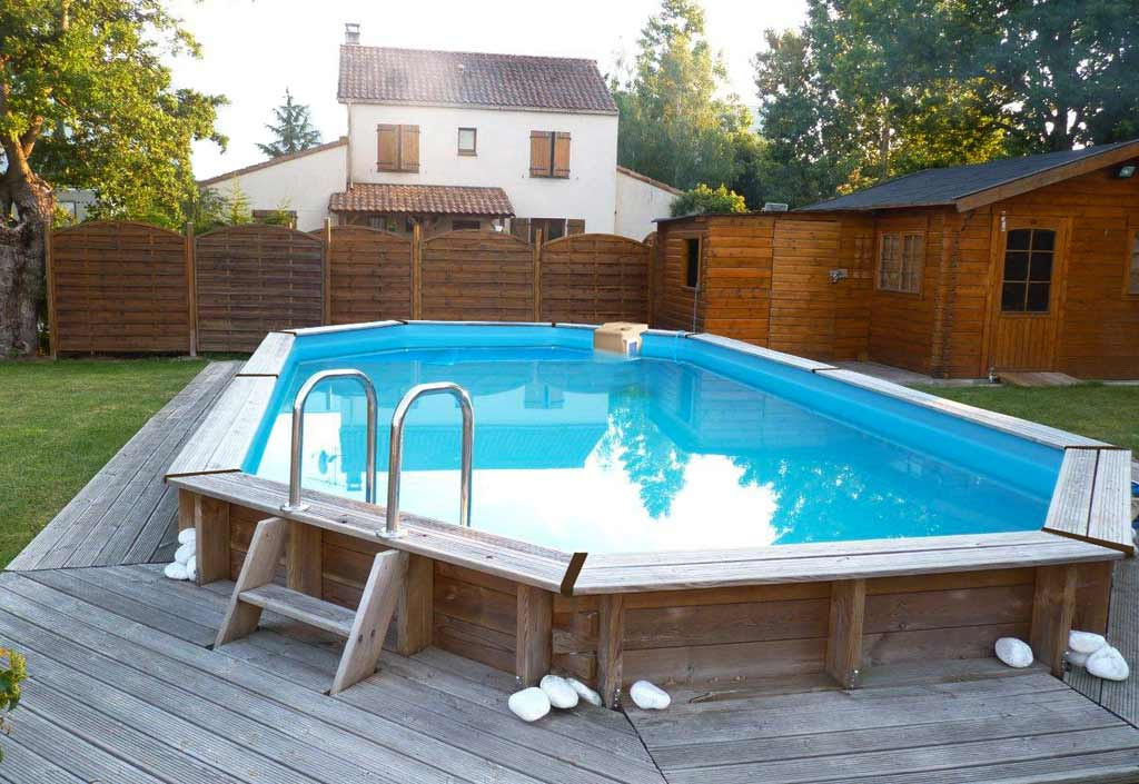 No piscine bois piasa 1037x606 m for Piscine en bois sunbay