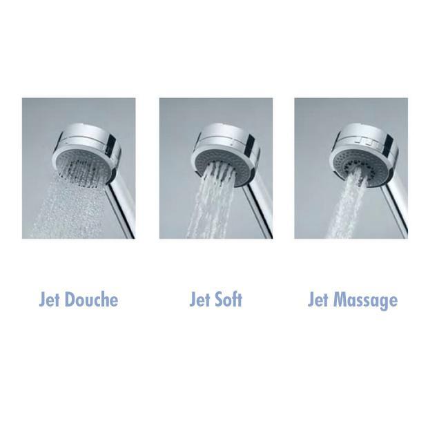 Douchette guide d 39 achat - Douche a jet massage ...