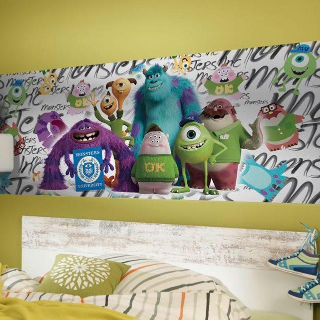 Tapis pour chambre denfant monster high checkers 95 x 133 cm - Accessoire monster high pour chambre ...