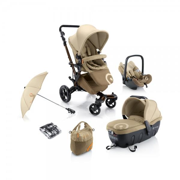 concord poussette trio neo travel set air isofix beige. Black Bedroom Furniture Sets. Home Design Ideas