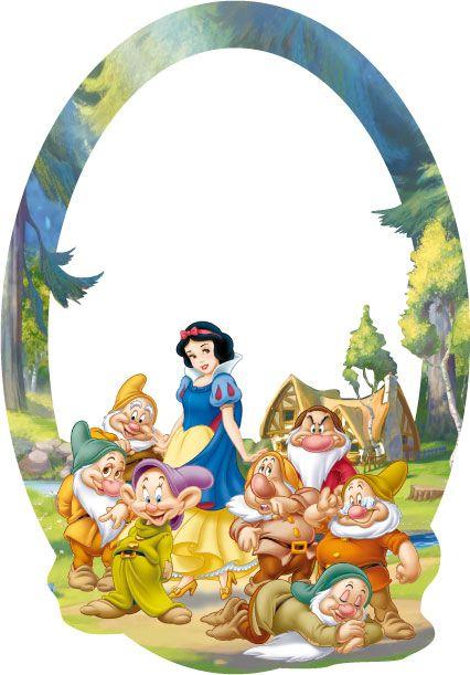 Disney poster porte minnie et daisy for Miroir miroir blanche neige