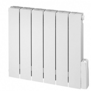 lvi cthaj radiateur fluide alu couleur blanc sens. Black Bedroom Furniture Sets. Home Design Ideas