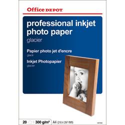 Office 20 feuilles papier photo depot a4 ultra brillant - Office depot professionnel ...
