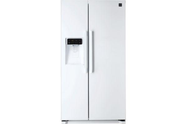 refrigerateur americain daewoo frnq 21 d 3 w. Black Bedroom Furniture Sets. Home Design Ideas