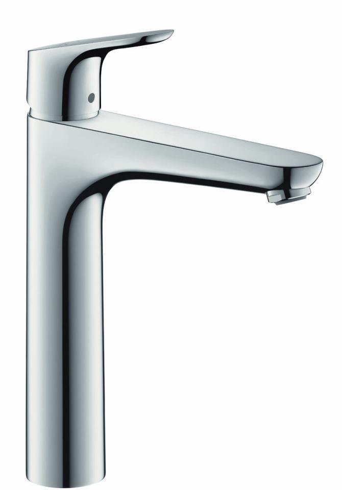 hansgrohe c mitigeur lavabo 190 focus 31658000 catgorie lavabo et vasque. Black Bedroom Furniture Sets. Home Design Ideas