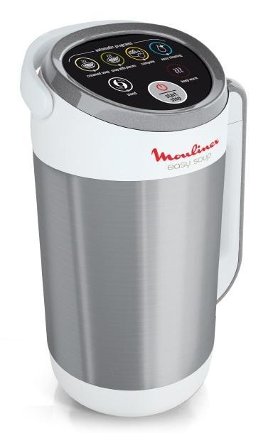 Moulinex lm841110 for Robot de cuisine multifonction chauffant