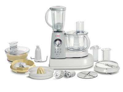Bosch mcm 5530 for Robot cuisine multifonction bosch