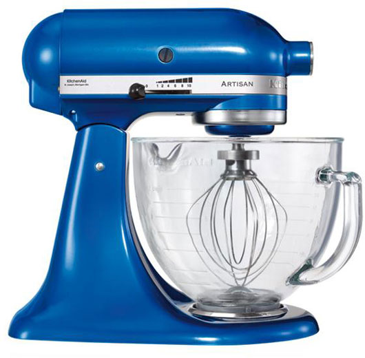 kitchenaid robot patissier 5ksm156eeb bleu electrique. Black Bedroom Furniture Sets. Home Design Ideas