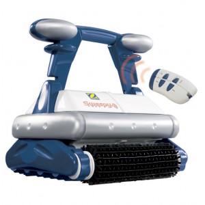 Robot hydraulique magic clean pour piscine hors sol et for Balai de fond pour piscine
